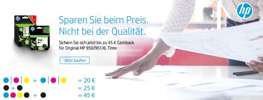 HP Cashback 950XL/951XL