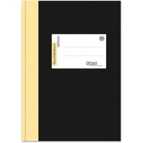 URSUS Geschäftsbuch 2921 A4 144 Blatt kariert