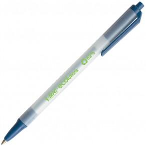 BIC Druckkugelschreiber ECOlutions Clic Stic 0,32 mm blau
