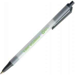 BIC Druckkugelschreiber ECOlutions Clic Stic 0,32 mm schwarz