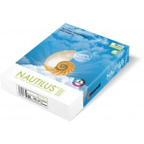 NAUTILUS Kopierpapier Super White A4 80g/m² 500 Blatt