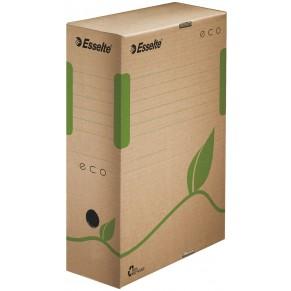 ESSELTE Archivbox 623917 Eco 10 cm naturbraun