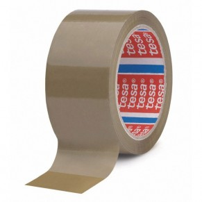 TESA Verpackungsband 4089 50 mm x 66 m braun