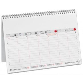 Wochenvormerkkalender 4702 A4 7 Spalten 2021