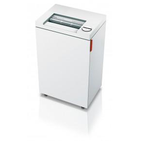 IDEAL Aktenvernichter 2445 CC 2 x 15 mm Partikelschnitt weiß