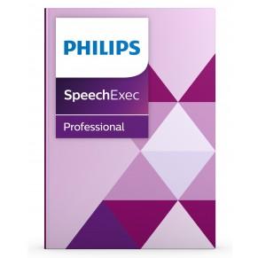 PHILIPS Lizenz SpeechExec Pro Dictate 10 PSE4401