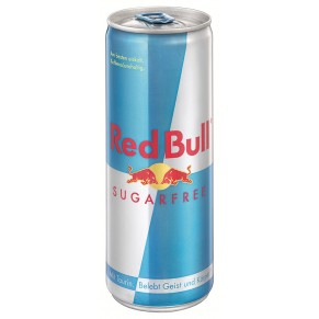 RED BULL Sugarfree Dose 0,25 Liter