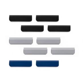 DURABLE Magnetclip Durafix® 10 Stück 60 x 17 mm farbig sortiert