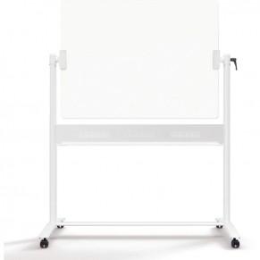 FRANKEN Glasboard magnethaftend 120 x 60 cm weiß