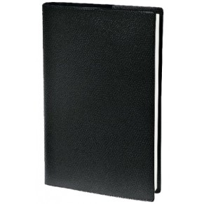 QUO VADIS Kalender Prenote Impala DIN A4 13 Monate 1 Woche/2 Seiten schwarz