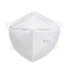 Gesichtsmaske Mund-/Nasenschutz FFP2/KN95 weiß