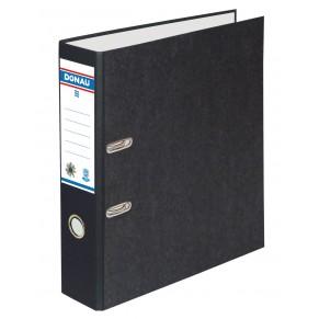 DONAU Ordner 3875 A4 7,5 cm breit schwarz