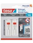 TESA Klebenagel 77774 2 Stück verstellbar bis 1 kg