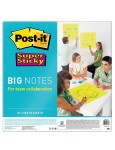 POST-IT Haftnotiz Big Notes BN 22-EU 55,8 x 55,8 cm neongrün