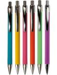 BALLOGRAF Druckkugelschreiber Rondo Fun M farbig sortiert