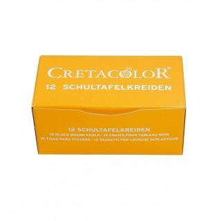 CRETACOLOR Kreide 390 00 12 Stück eckig weiß