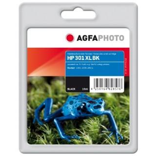 AGFAPHOTO Tintenpatrone HP Nr. 301XL 15 ml schwarz