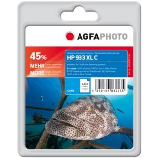 AGFAPHOTO Tintenpatrone mit Chip HP Nr. 932XL 13 ml cyan
