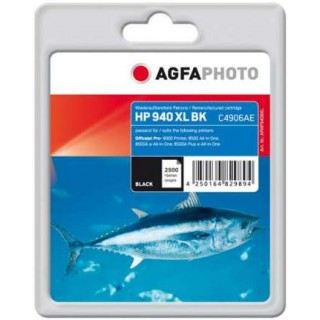 AGFAPHOTO Tintenpatrone mit Chip HP Nr. 940XL 64 ml schwarz