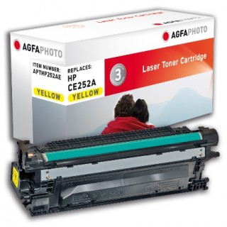 AGFAPHOTO Toner mit Chip HP CE252A 7K gelb