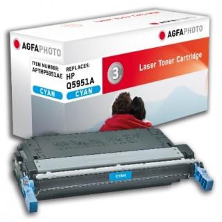 AGFAPHOTO Toner mit Chip HP Q5951A 10K cyan