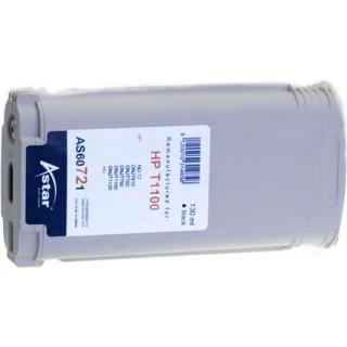 ASTAR Tintenpatrone mit Chip HP Nr. 72 130 ml mattschwarz
