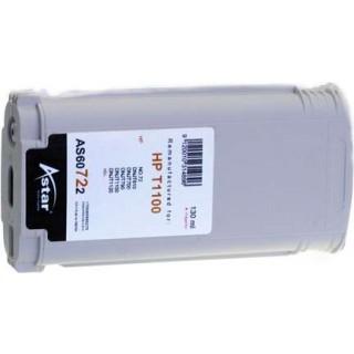 ASTAR Tintenpatrone mit Chip HP Nr. 72 130 ml magenta