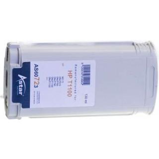 ASTAR Tintenpatrone mit Chip HP Nr. 72 130 ml gelb