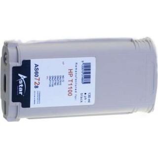 ASTAR Tintenpatrone mit Chip HP Nr. 72 130 ml photo schwarz