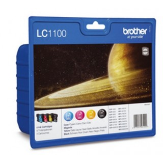 BROTHER Ink LC1100VALBP
