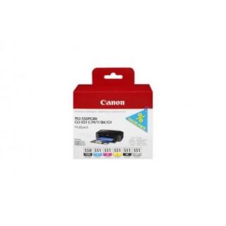 CANON Tintenpatrone CLI551XL 11 ml gelb