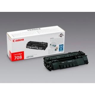 CANON Toner EP708 2,5K schwarz