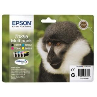 EPSON DuraBrite Multipack T08954010 Ink 1x4