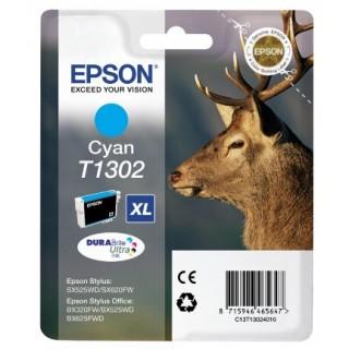 EPSON Tintenpatrone T1302 10,1 ml cyan