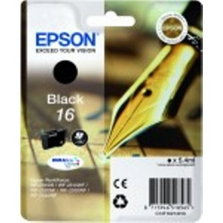 EPSON DuraBrite Ultra Ink Nr.16 black