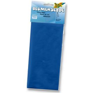 FOLIA Seidenpapier 50 x 70 cm 5 Bögen dunkelblau