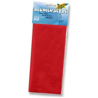 FOLIA Seidenpapier 50 x 70 cm 5 Bögen rot