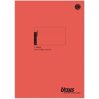 URSUS Kassa-/Spaltenbuch T440/4 A4 40 Blatt 4 Spalten