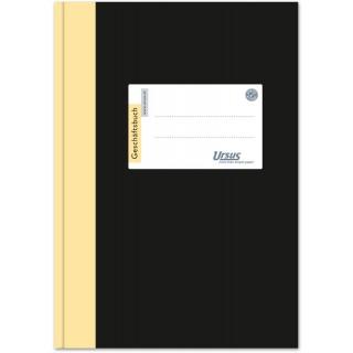 URSUS Geschäftsbuch A4 144 Blatt liniert