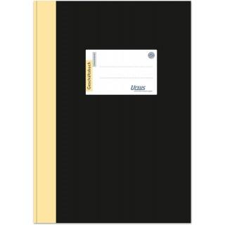 URSUS Geschäftsbuch A4 192 Blatt kariert