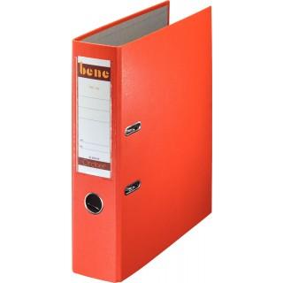 BENE Ordner 291400 A4 8 cm breit orange