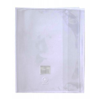 DONAU Heftschoner 2285095 25 Stück Quart transparent