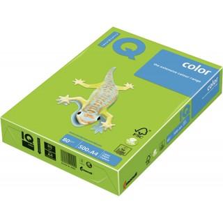 IQ Color Kopierpapier A3 80 g/m² 500 Blatt dunkelgrün