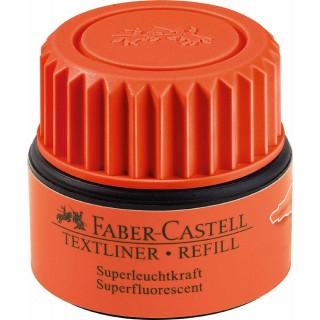FABER-CASTELL Nachfüllung für Textliner orange