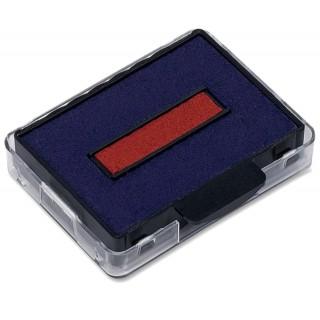 TRODAT Ersatzkissen 6/50 blau/rot