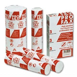 Faxrolle Profax 1953 Ø 12 mm weiß
