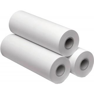 Faxrolle 21 x 150 cm ∅ 1,2 cm 3 Stück weiß