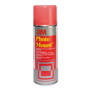 3M Sprühkleber Photo Mount 400 ml