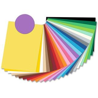 FOLIA Tonzeichenpapier 6728 50 x 70 cm 130 g/m² flieder