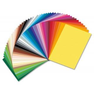 FOLIA Tonzeichenpapier 6742 50 x 70 cm 130 g/m² aprikose